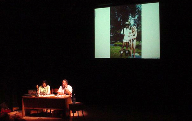 Sara Hermann Lectures Invisible Geographies Havana Biennale