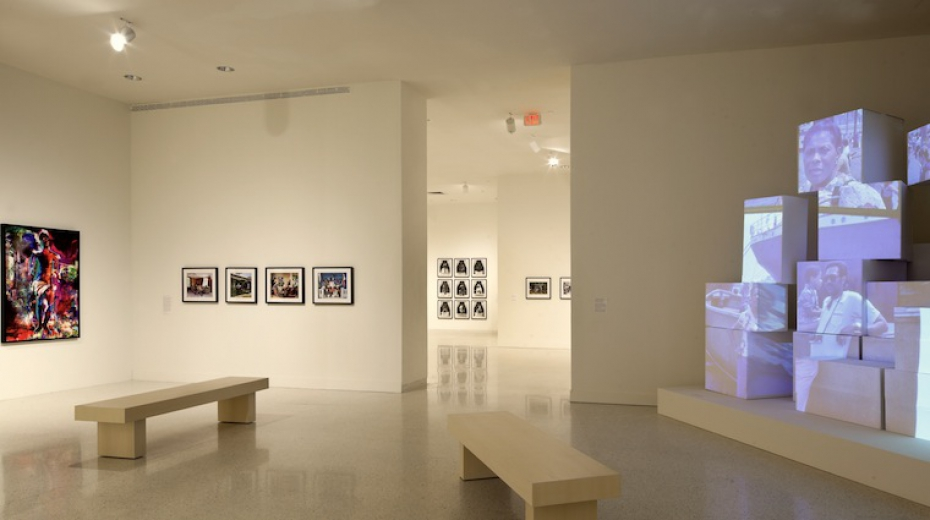 From Within and Without, Gallery view, NSU Art Museum