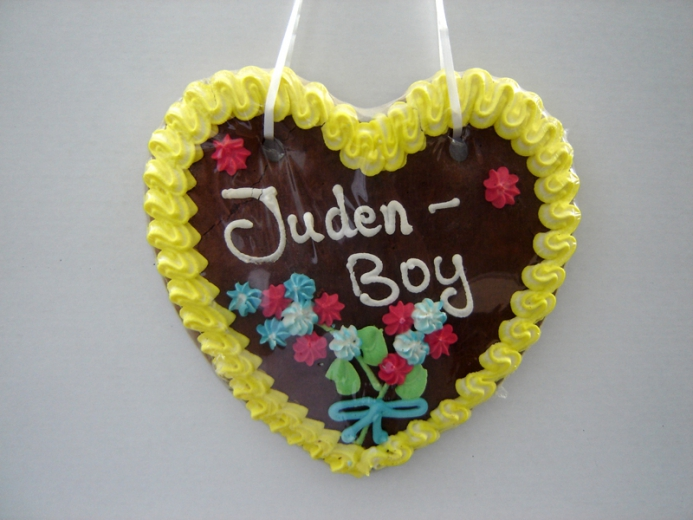 Voices from the Heart/Juden Boy (Jew Boy)