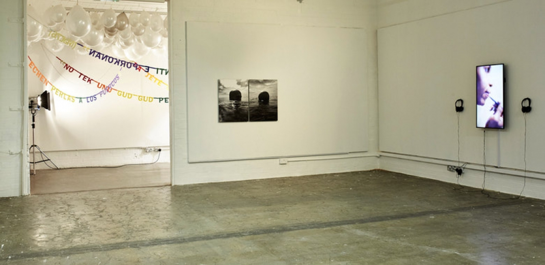 Golden Thread Gallery Belfast View Foto:Simon Mills